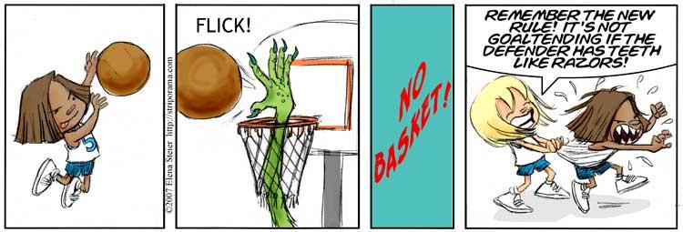 Bigger Better Basketball