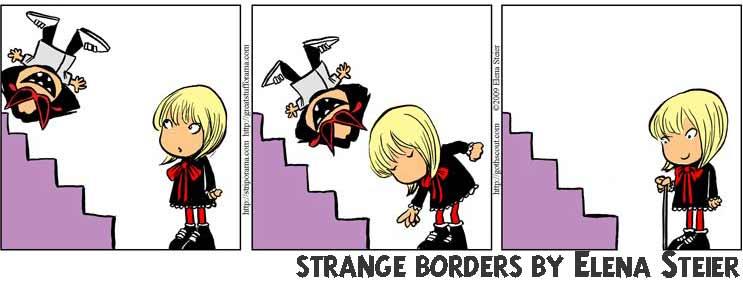 Silent Border Gag